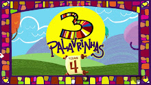 LOUVORES 3 PALAVRINHAS VOL.4