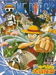One Piece Special: Adventure in the Ocean