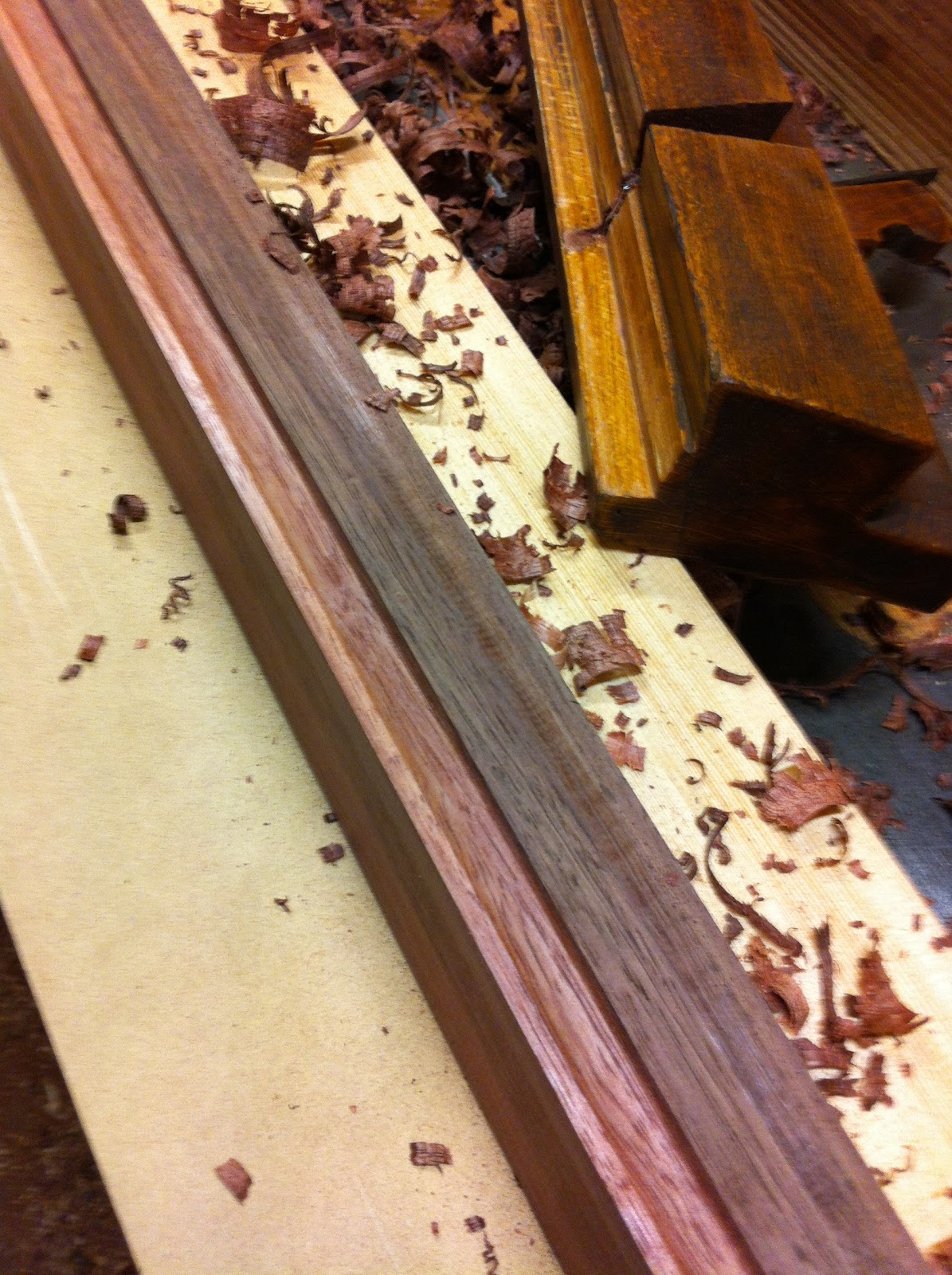how to make round wooden mouldings