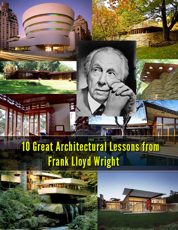 a biography of frank lloyd wright an architect Not every architect loves frank lloyd wright's work and worshipfully emulates it to assume or even imply as such would be a gross generalization of architecture .