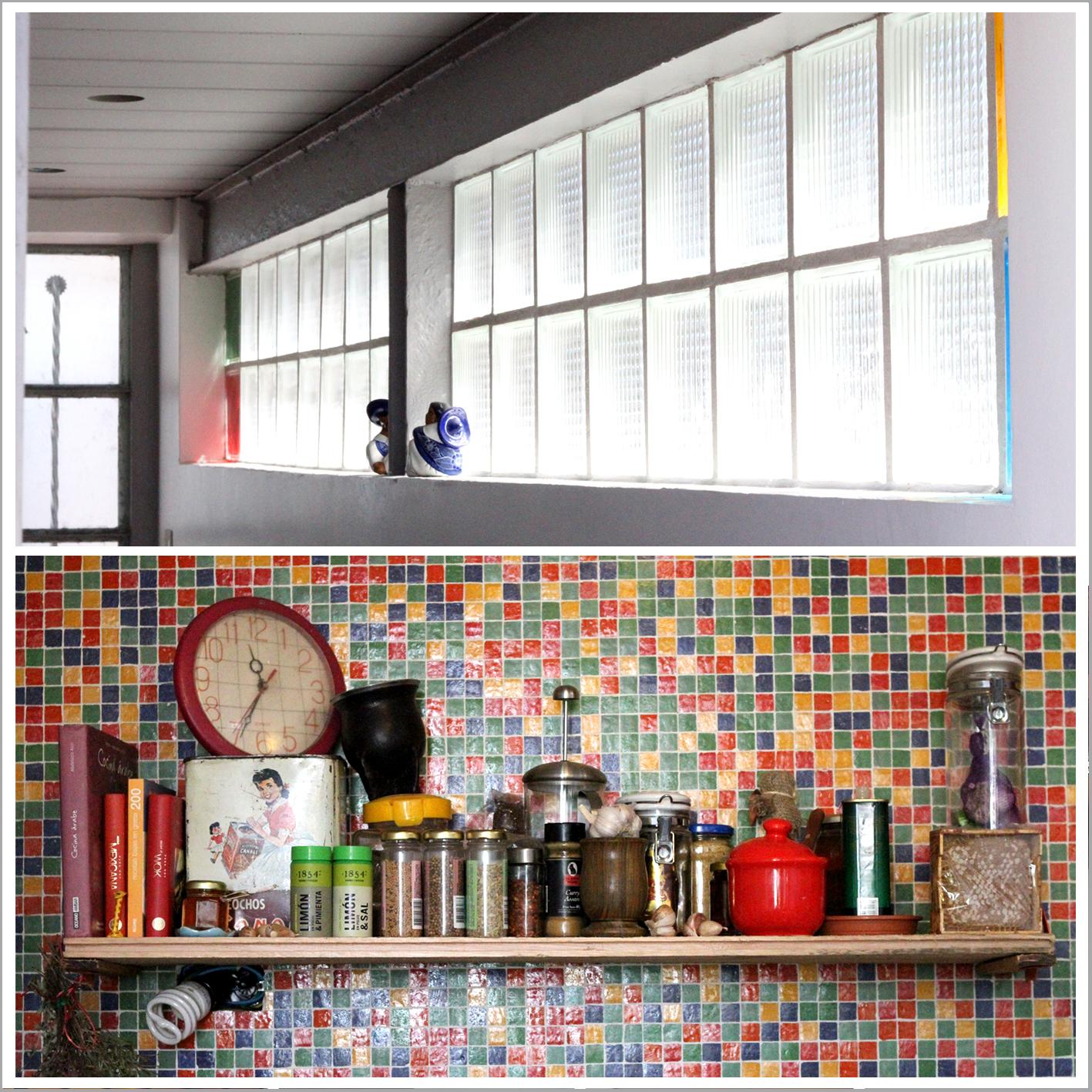 Casa ll for Cocinas antiguas recicladas