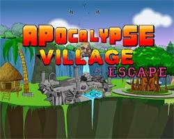 Juegos de Escape Apocalypse Village Escape
