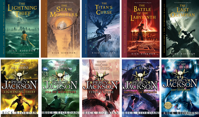 Biology for Life: Percy Jackson and the Olympians