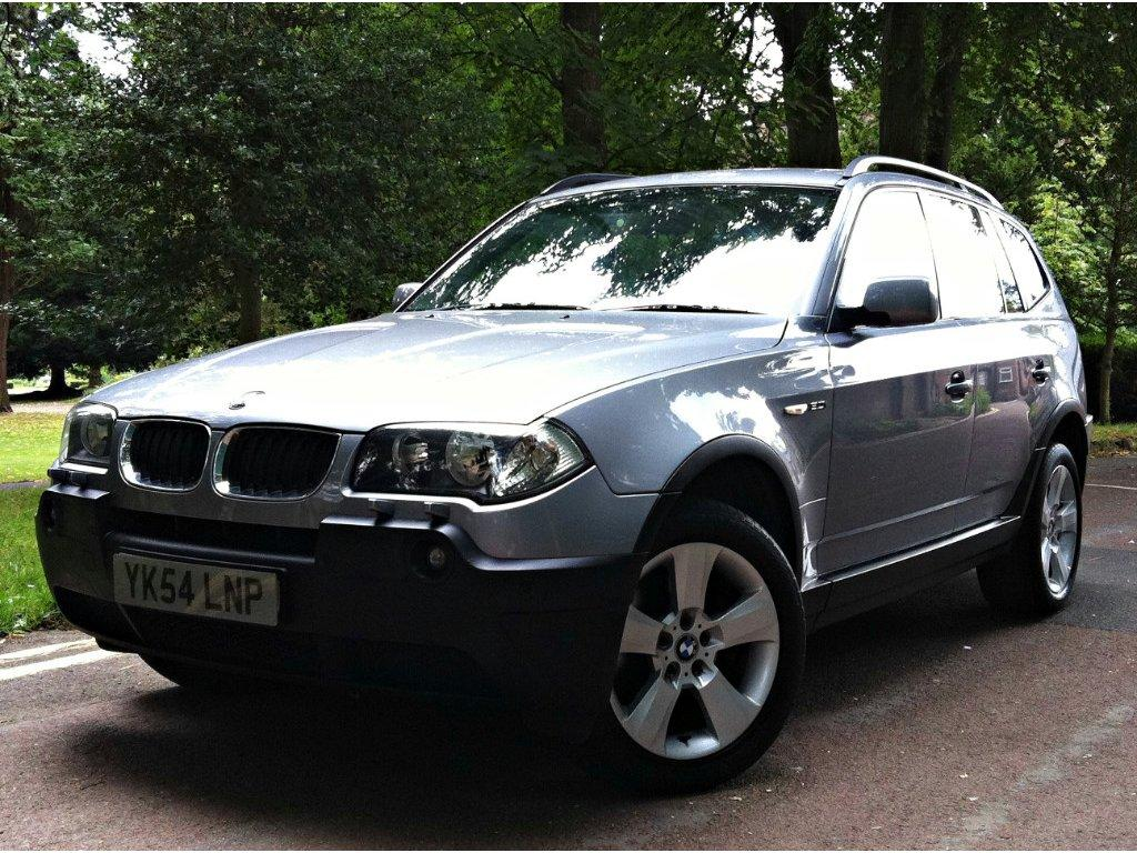 autovalley bmw x3 3 0i se 4x4 automatic petrol 5dr autovalley. Black Bedroom Furniture Sets. Home Design Ideas
