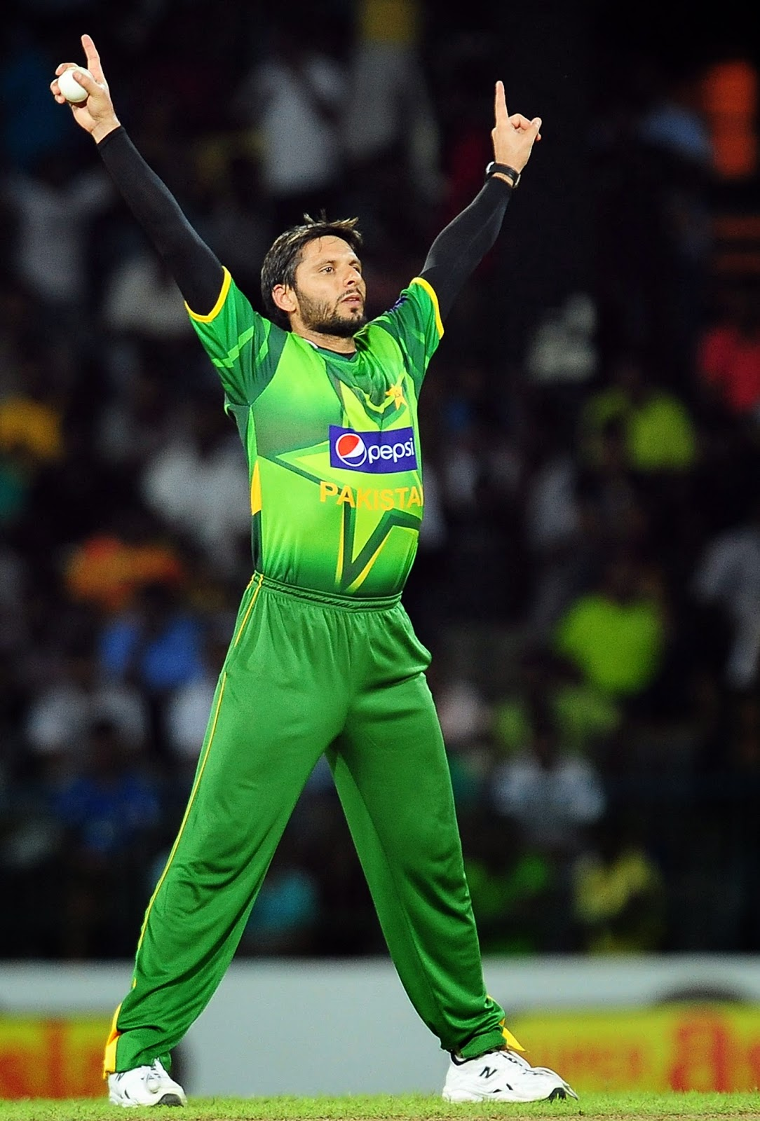 Shahid Afridi stock pictures and images