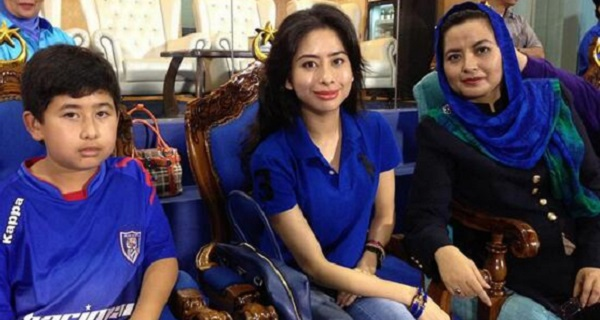 Tunku Aminah tutup akaun Instagram selepas dikritik tidak pakai tudung