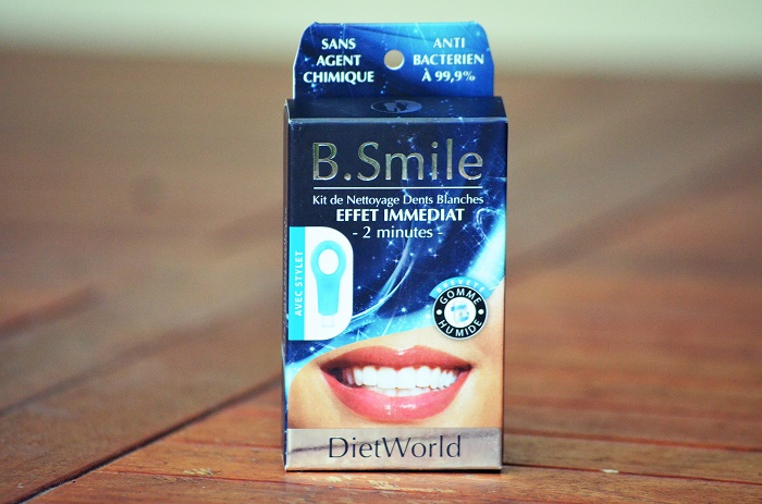 b smile