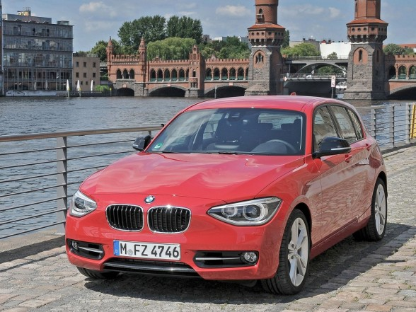 2012 BMW 1-Series Sport Line and Urban Line ~ Cars and engines