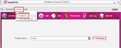 Modem CDMA Smartfren EC1261-2