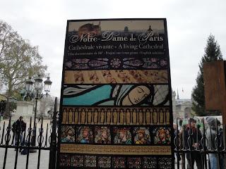 Paris - Catedral de Notre-Dame