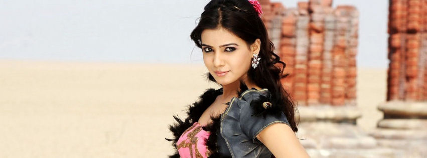 Samantha in dookudu facebook cover