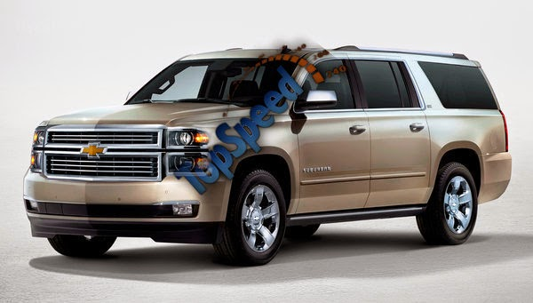 2015 chevrolet suburban new. Cars Review. Best American Auto & Cars Review