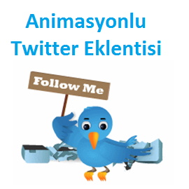 Animasyonlu Twitter Eklentisi