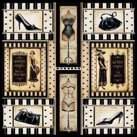 Viva el vintage rubia mala de la moda for Fashion style wallpaper