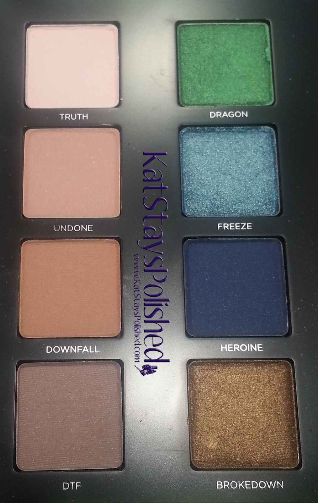 Urban Decay Vice 3 Palette   Kat Stays Polished
