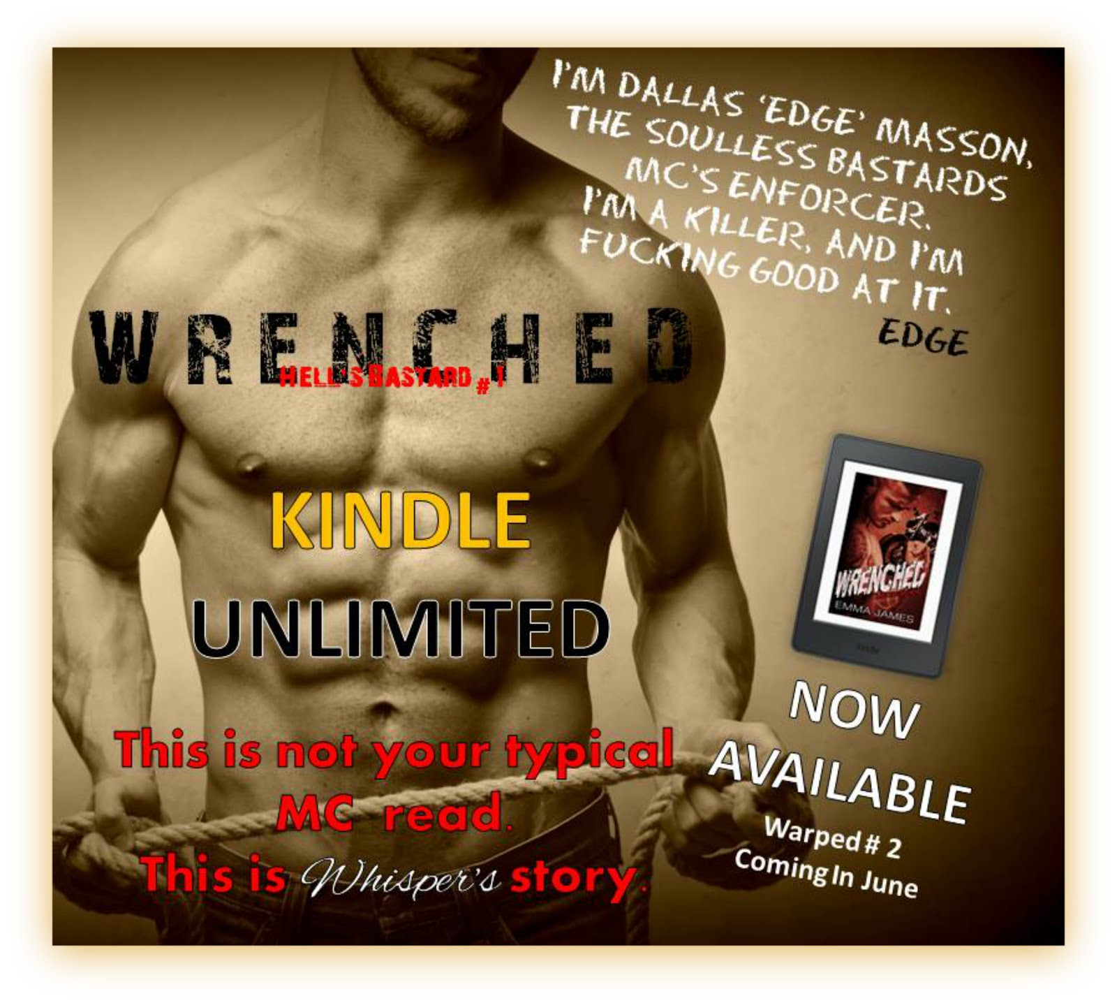 Wrenched - Kindle Unlimited