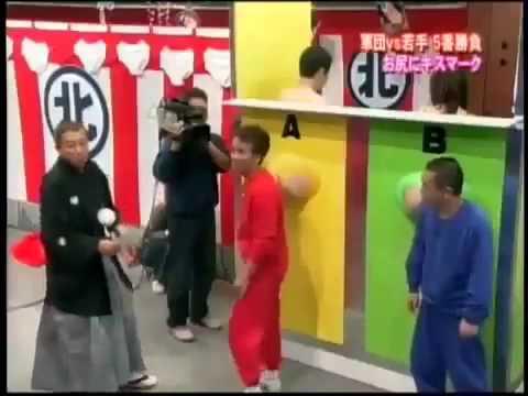 Sex game show