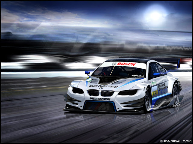 Bmw E M Dtm on Bmw 1 Series