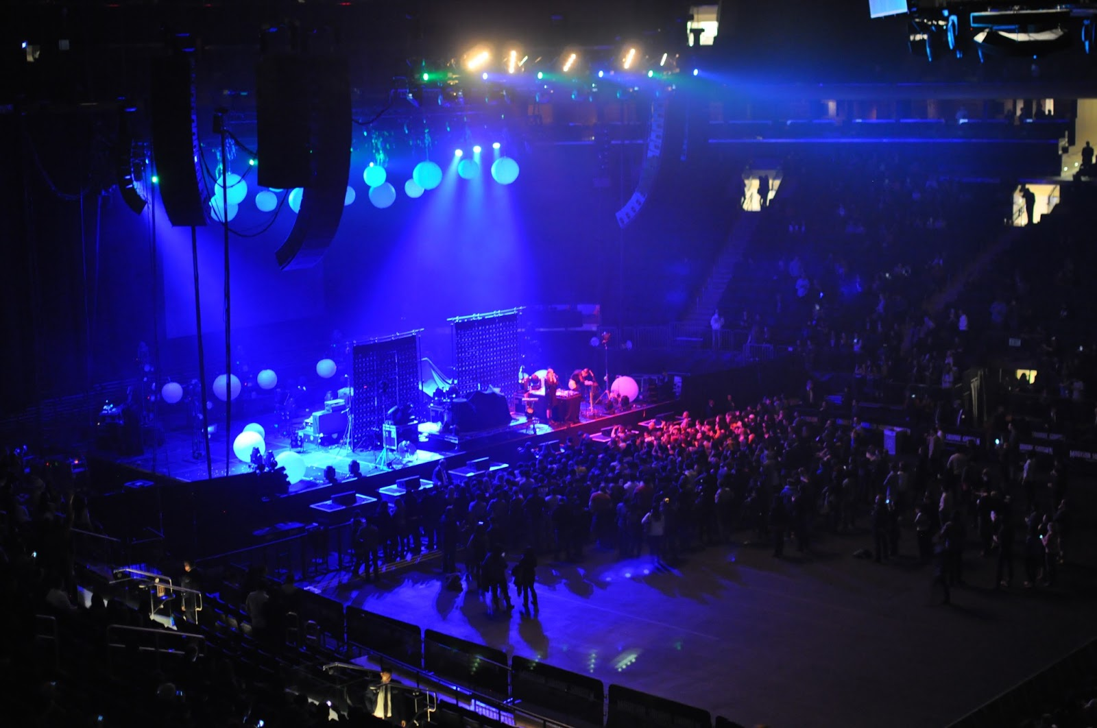 New York La Keiko Concert At Madison Square Garden Passion Pit Featuring Matt And Kim And