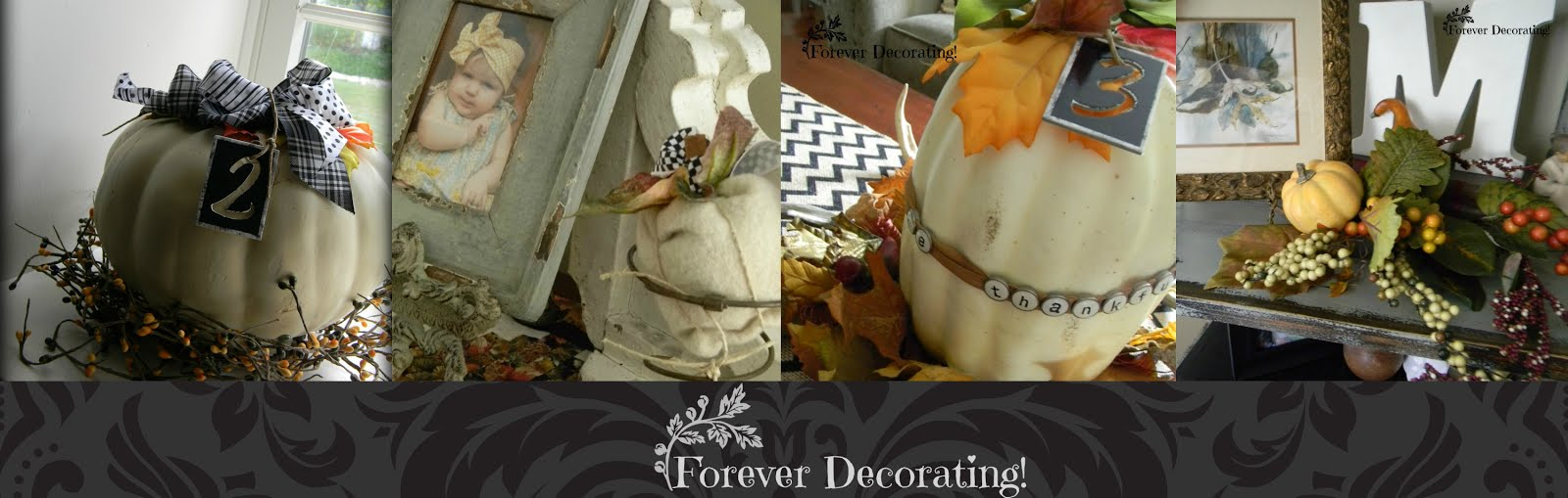 Forever Decorating!