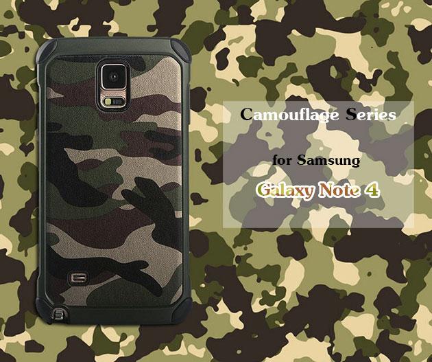 เคส Note 4 รุ่น Camo Series 116030