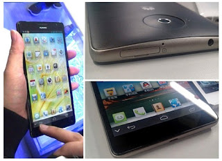 Inilah Ponsel Jumbo Huawei