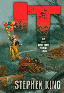 Stephen Kings IT, limited edition, Stephen King store, steven king