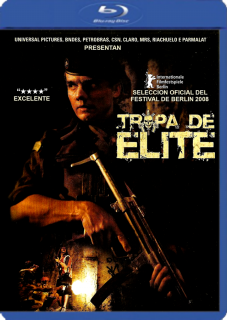 Tropa De Elite 1 y 2 Latino BRrip