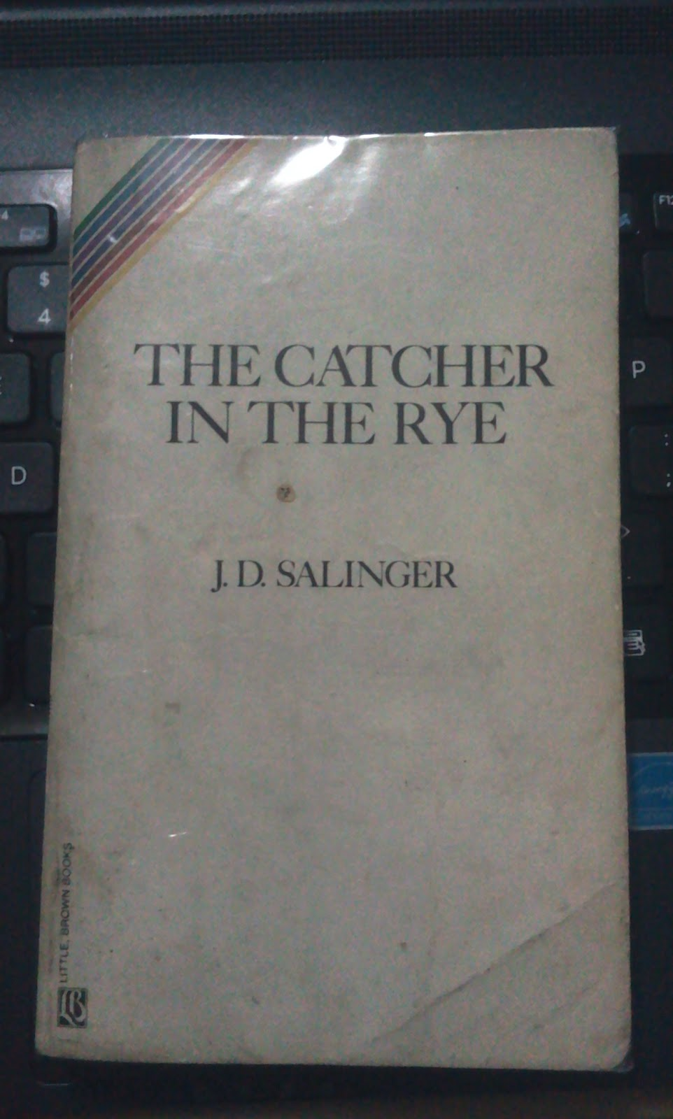 review of catcher in the rye book
