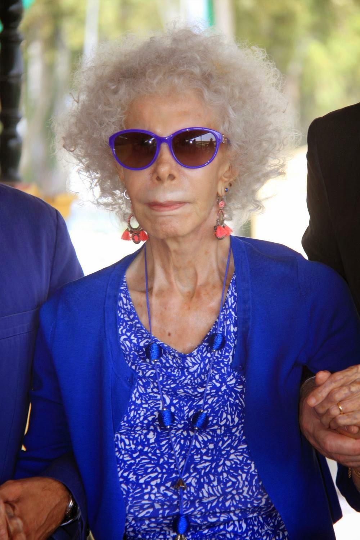 Duquesa Alba hospitalizada grave en la UCI