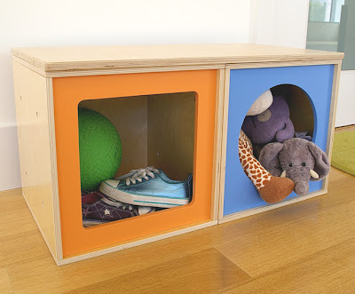 modular toy boxes