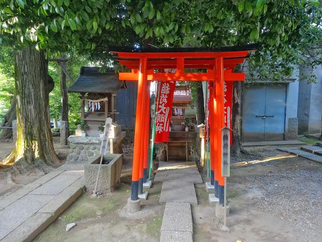 氷川神社,東中野〈著作権フリー無料画像〉Free Stock Photos