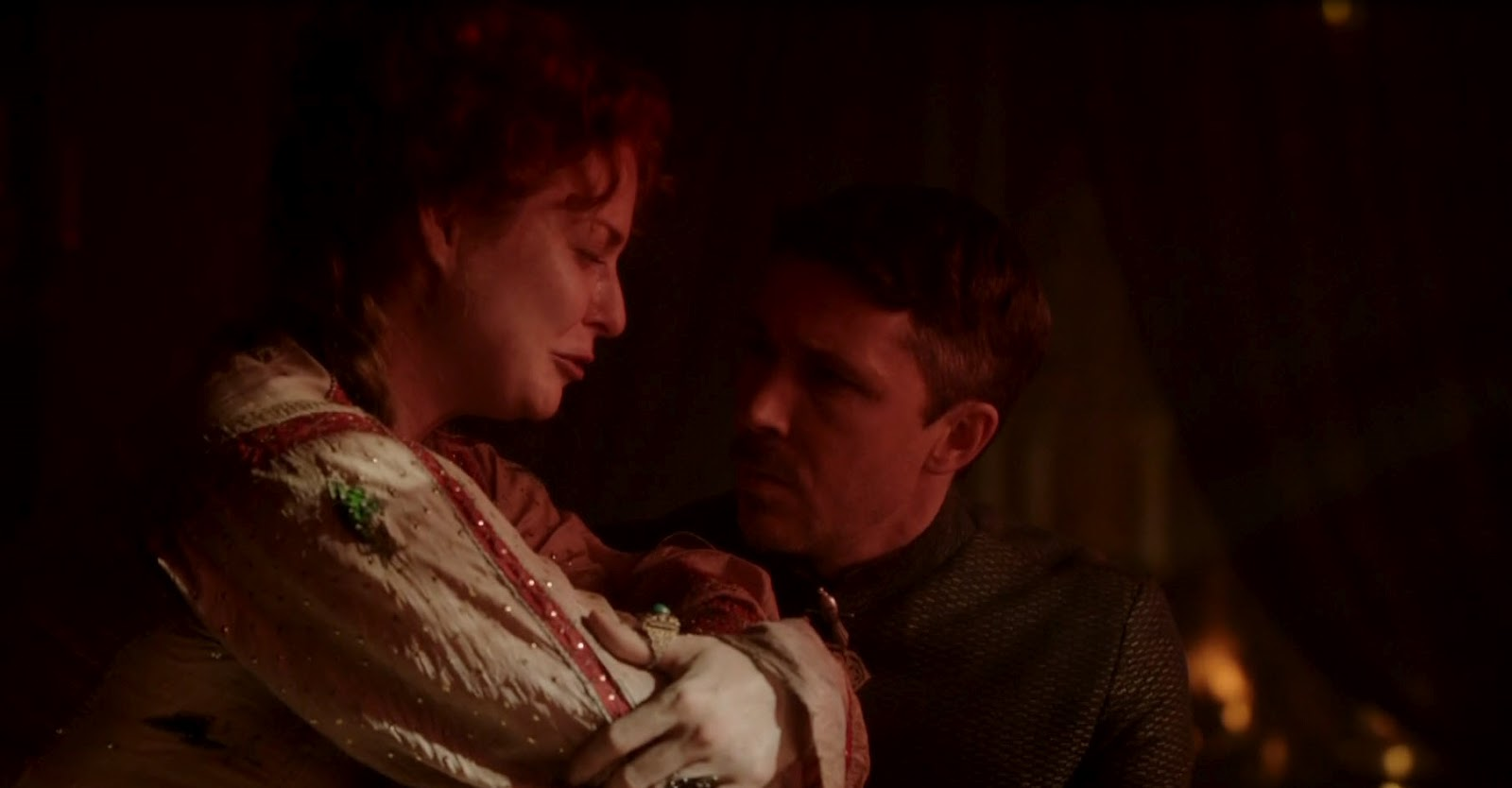 Ros and Littlefinger