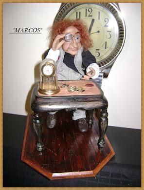 """Marcos """"El Relojero"""""""