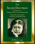The Secret Doctrine by H.P Blavatsky