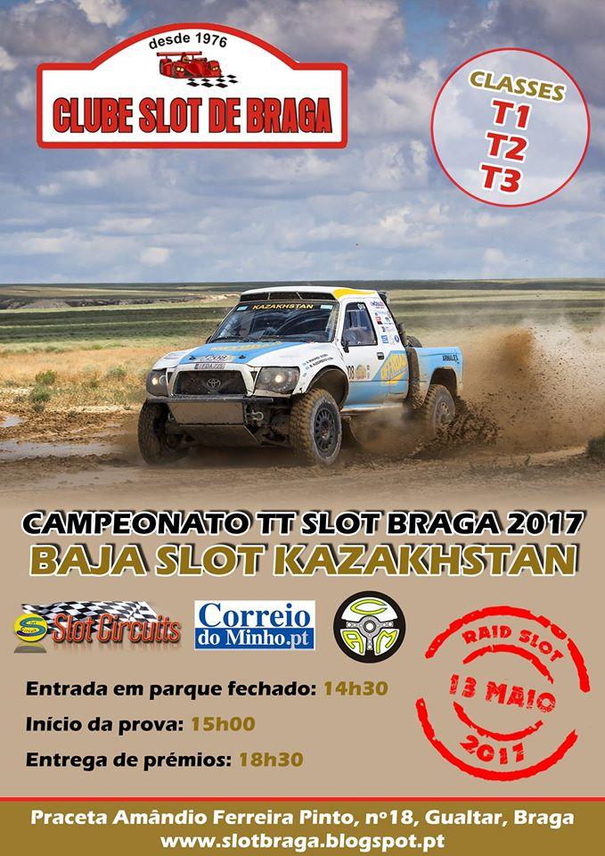 5.ª Prova do Campeonato TT Slot Braga 2017