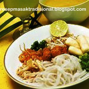 Resep Soto khas Pekanbaru dan Cara Membuatnya