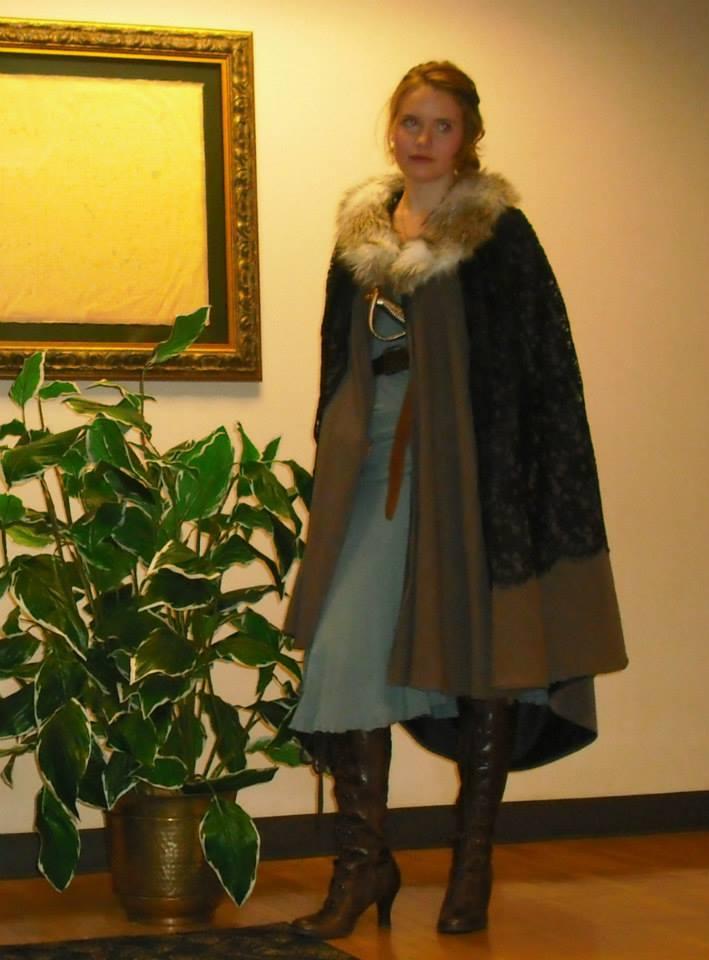 Arya Stark Halloween Costume | Merely The Dress When Where Why