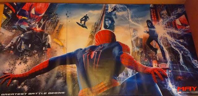 THE AMAZING SPIDER-MAN 2: VISTAZO AL DUENDE VERDE ,RHINO Y ELECTRO