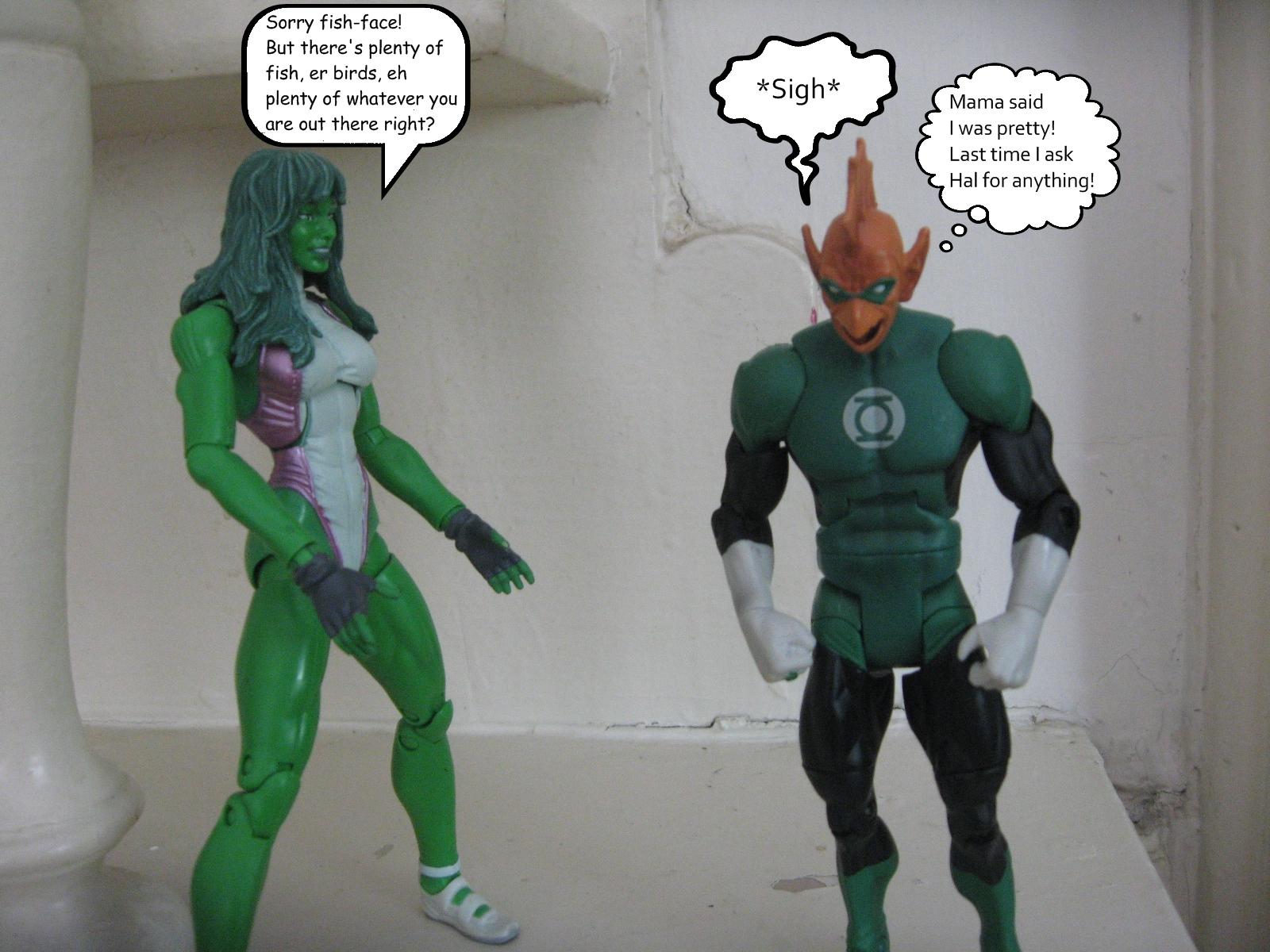 she hulk dating On dating in the 21st century by seekingsquake fandoms: the avengers (marvel) - all media types, she-hulk  it's up to she-hulk, howard the duck,.