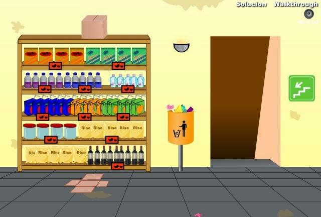 http://www.cafecafegames.com/games/5641/supermarket-escape-6.html