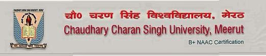 Chaudhary Charan Singh University 2014 Results