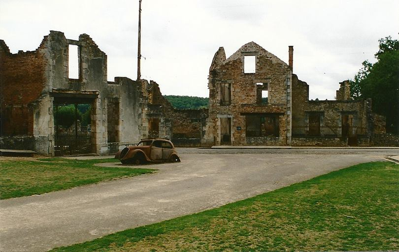 Oradour-sur-Glane, The Old Village of France