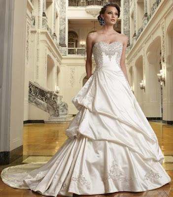 Beautiful White Wedding Dresses
