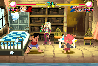 game gratis One Piece Grand Battle 2