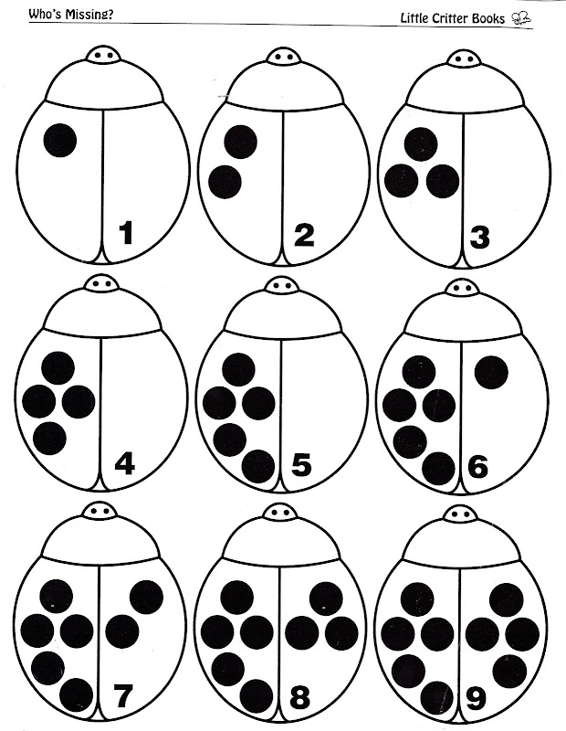 Create a Lady Bug with Construction paper and use dot painters or  title=