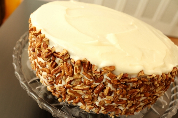 Hummingbird Carrot Cake Recipe Uk