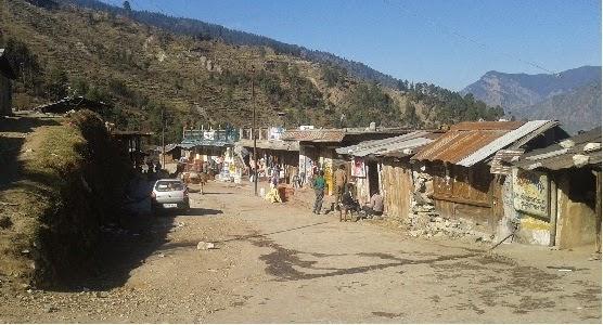 Sankri Village