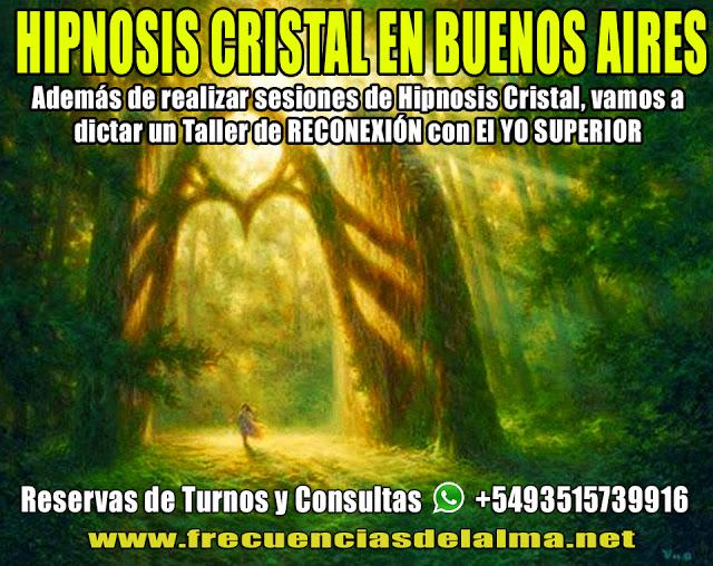 HIPNOSIS CRISTAL en BUENOS AIRES