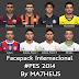 PES 2014 - NEW FACEPACK INTERNACIONAL (DOUGLAS, JAMES, XHAKA, DODÔ, ETC) by Matheus